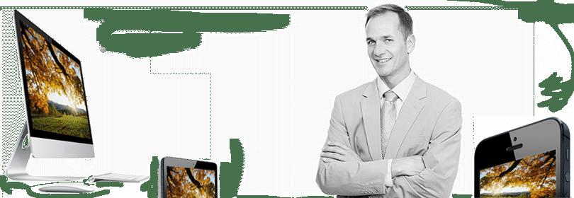 Webseite erstellen lassen als Business Wesbeite