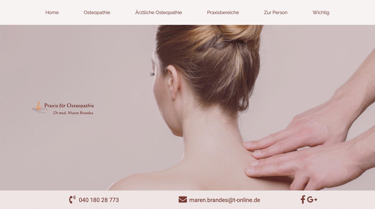 webprojekt-chemnitz-referenz-arztpraxis-osteopathie-hamburg