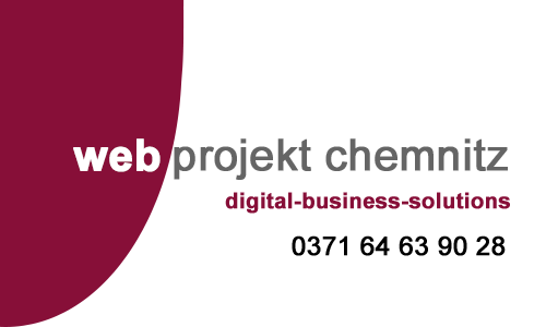 Webprojekte Service-webprojekt chemnitz