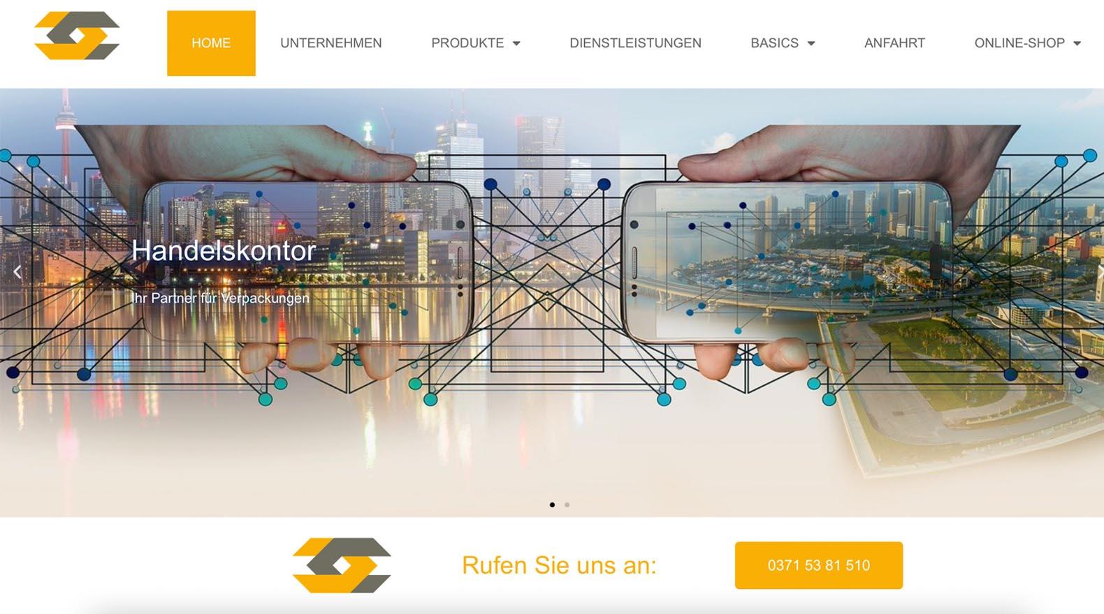 webprojekt-chemnitz-referenz-logistik-service-müller
