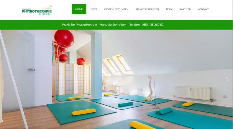 webprojekt-chemnitz-referenz-physiotherapie-bruch
