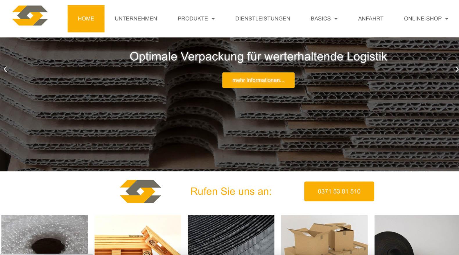 webprojekt-chemnitz-referenz-shop-verpackunge-müller